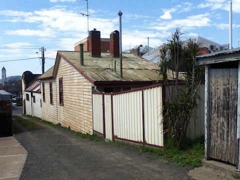 old building for sale Creswick road